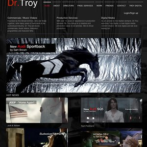 Profile picture for Dr. Troy