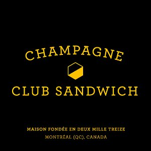 Profile picture for Champagne Club Sandwich