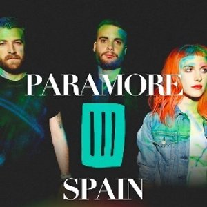 Profile picture for Paramore Spain