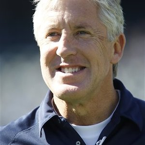 Profile picture for Pete Carroll