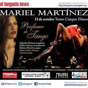 Profile picture for Mariel Martínez TANGO