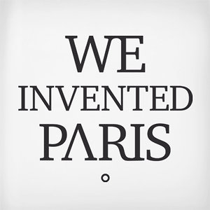 Profile picture for We Invented Paris
