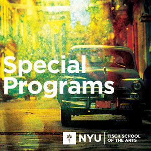 Profile picture for Tisch Special Programs
