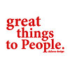 great things to people