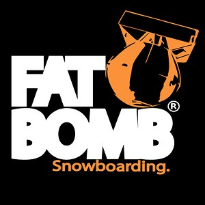 Profile picture for FATBOMB snowboarding.
