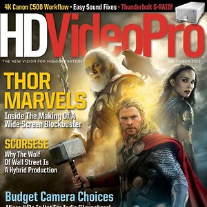 Profile picture for HDVP Magazine