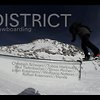//DISTRICT snowboarding