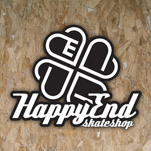 Profile picture for HappyEnd Skateshop