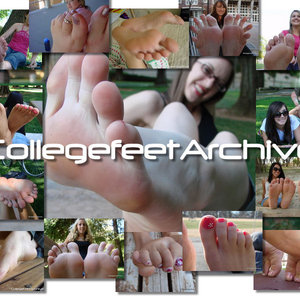 Profile picture for College Feet Archive