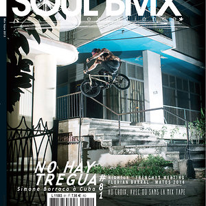 Profile picture for Soul Bmx Magazine