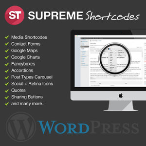 Profile picture for Supreme Factory WordPress Theme