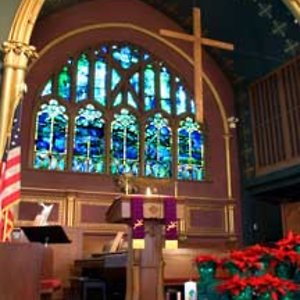 Profile picture for First Congregational UCC Wyan.