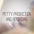 Petty Production and Recording
