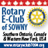 Rotary E-Club of SOWNY