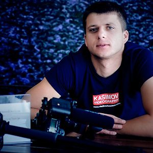 Profile picture for Kasimov videography