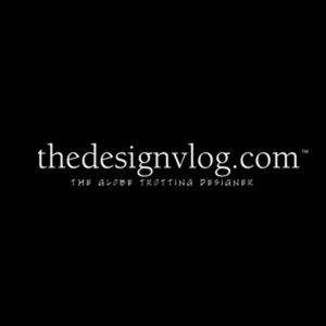 Profile picture for thedesignvlog.com, design vl
