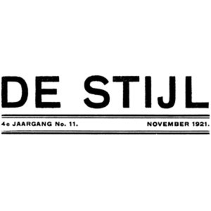 Profile picture for De Stijl Records