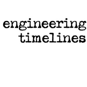 Profile picture for EngineeringTimelines