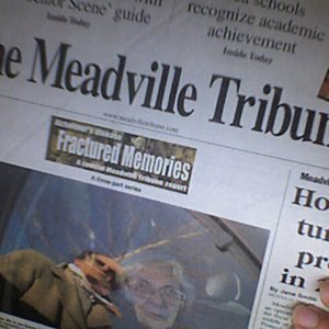 Profile picture for The Meadville Tribune