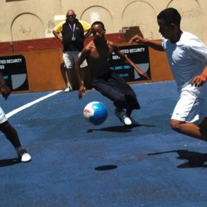 Profile picture for South Africa Street Soccer Docum