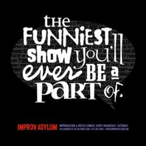 Profile picture for Improv Asylum