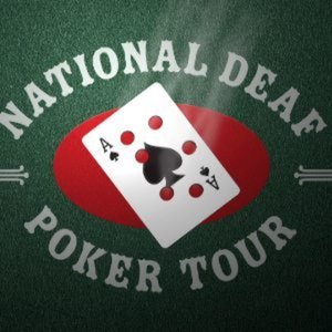 Profile picture for National Deaf Poker Tour