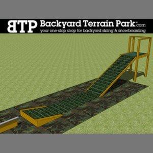 profile picture for backyard terrain park