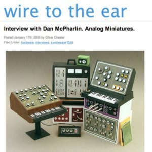 Profile picture for wiretotheear