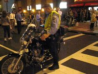 MPDC Motorcycle Unit . 24th Annual 17th Street High Heel Race 2010 / WDC