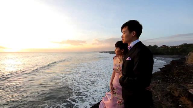 'A destination Wedding'//Alan & Shih @ Bali Island