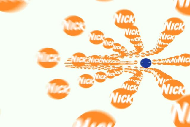 Nick On CBS Logo