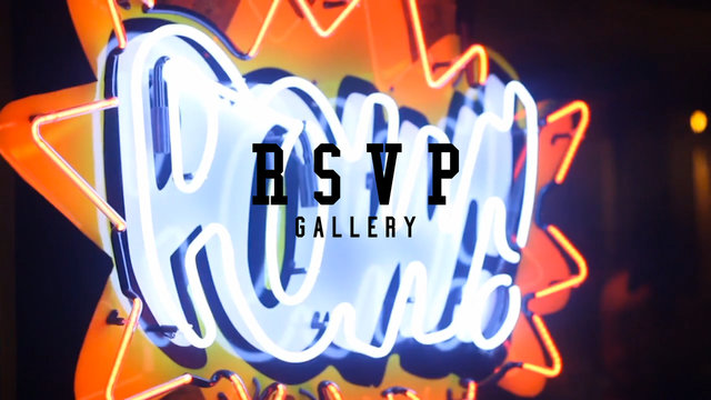 Video: Verbal & Yoon of AMBUSH at RSVP Gallery