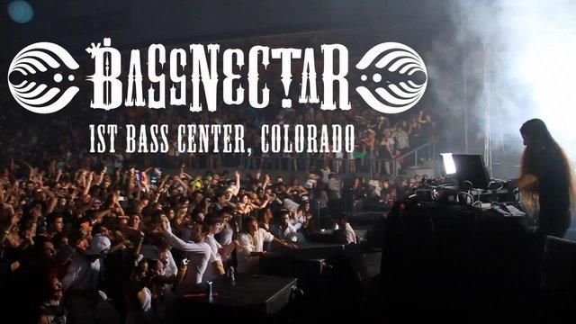BASSNECTAR - Live At The 1st Bass Center