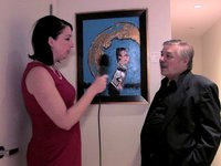 BNN Frame to Fame Artists interviews with Suzanne Schultz