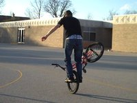 Milwaukee BMX Flatland