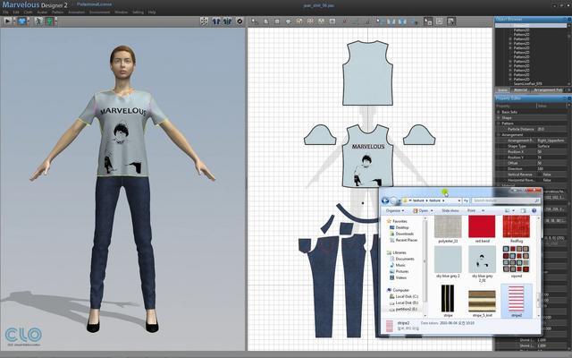 Marvelous Designer 3 Full Crack / Keygen