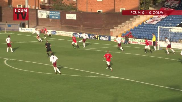 FC United vs Colwyn Bay FAT 3Q 30/10/10 - Highlights