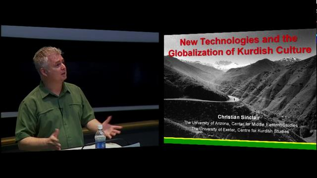 New Media and the Globalization of Kurdish Culture, Christian Sinclair