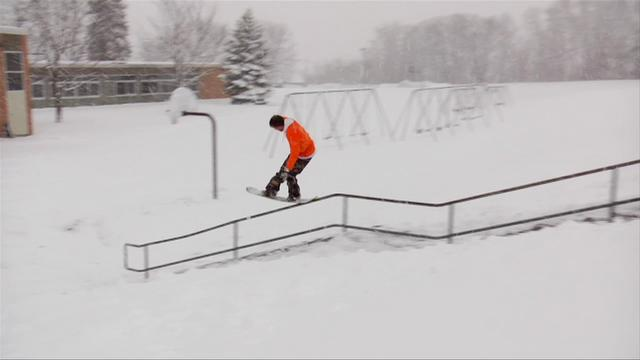 Ted Borland full part