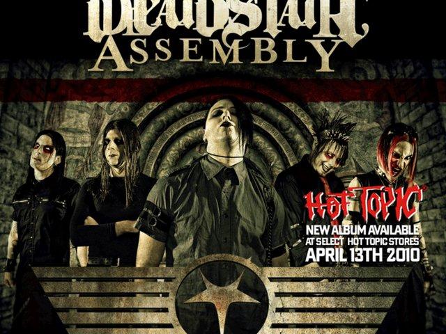 Deadstar Assembly - Unsaved - 3 Song Sampler