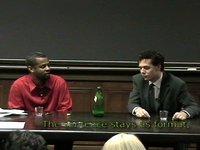 Mark Manders Artist Talk