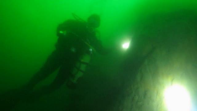 Plongée au Roussay HD