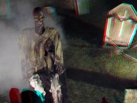 Jefferson Graveyard 2010 (presented in HD 3D anaglyph)