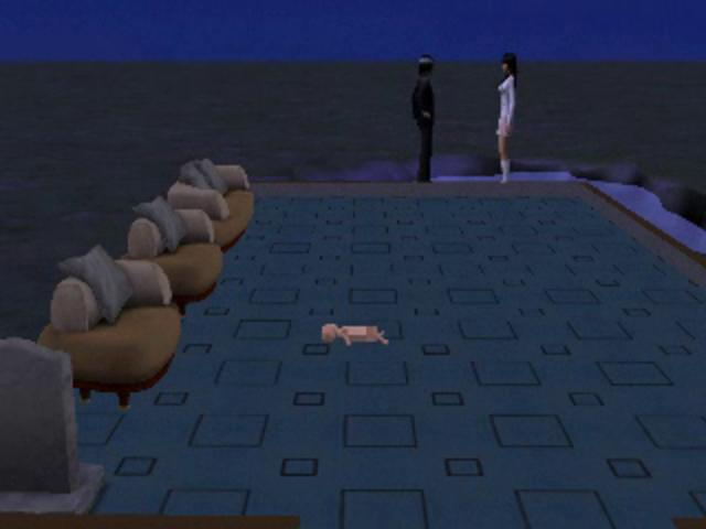 Sims 2 Naked Baby Glitch