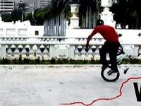 Flatland Dance - Rider Alejandro Marques