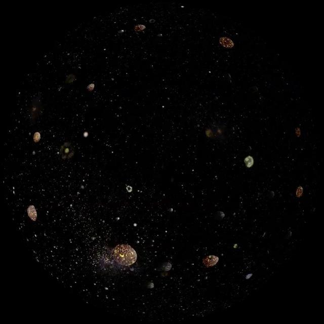 Trailer La formación del Sistema Solar