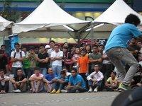 Botak Kuantan - Final run at WAD2, Nov2010