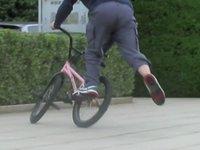 Halloween BMX Spin