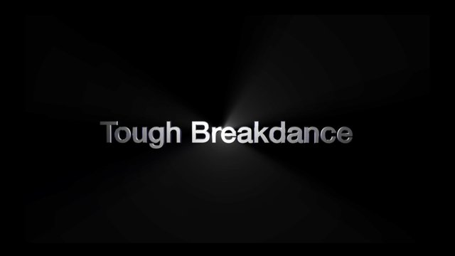 Tough Breakdance
