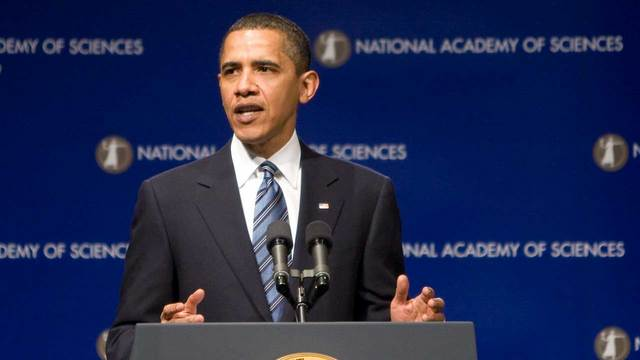President Obama on the Necessity of Science